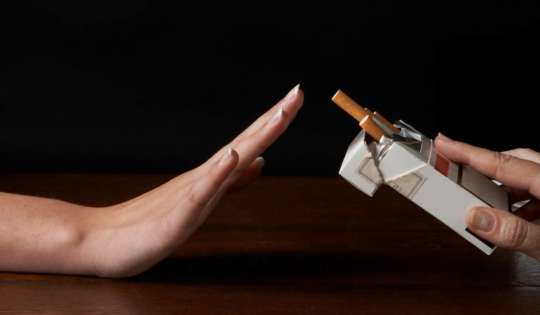 Hypnotherapy for smoking cessation